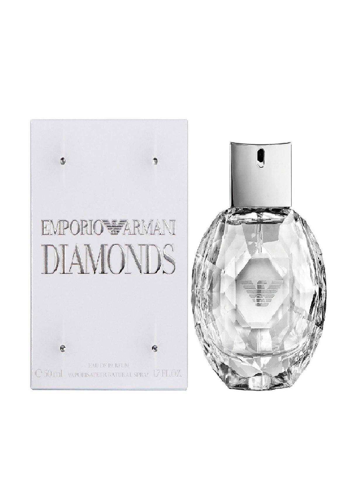 Kadın Emporio Armani Diamonds Elle Edp 50 Ml Parfüm
